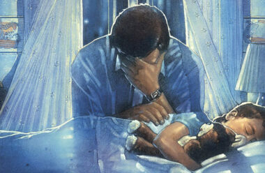 Молитва про опіку дітей до Пресвятої Богородиці, яку потрібно промовляти кожного вечора.