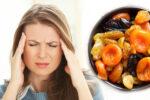Сухофрукти, які треба їсти, щоб не мати проблем з тиском.