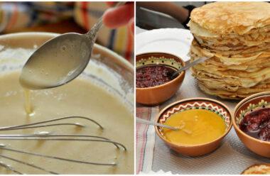 Солодкі та смачні рецепти начинки для млинців на Масляну.