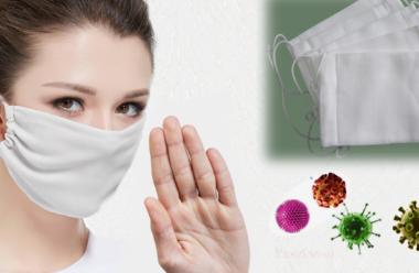 Як виготовити захисну маску своїми руками, щоб захистити себе та рідних.