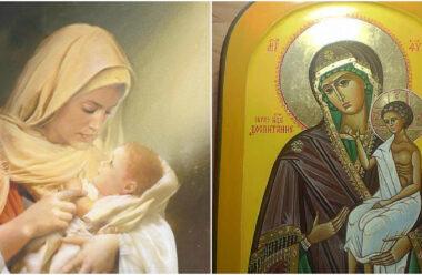 Молитва до ікони Матінки Божої «Виховання», що випросити опіки та захисту для дітей.