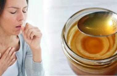 8 натуральних рецептів від сухого та мокрого кашлю.