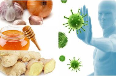Продукти, які допоможуть підвищити імунітет, та захиститися від хвороб.